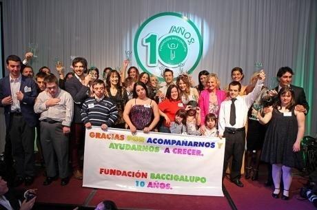 Martina Stoessel en la cena de fundación de Baccigalupo 34o7sye