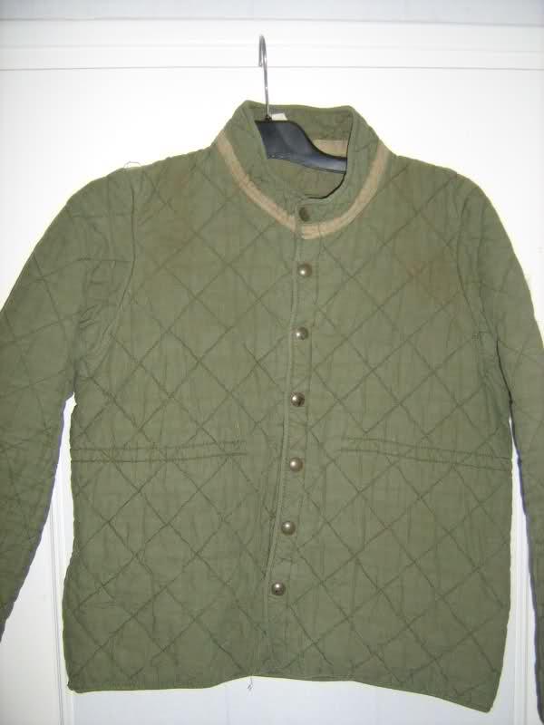 La veste matelassée 1er modèle 34rwz04