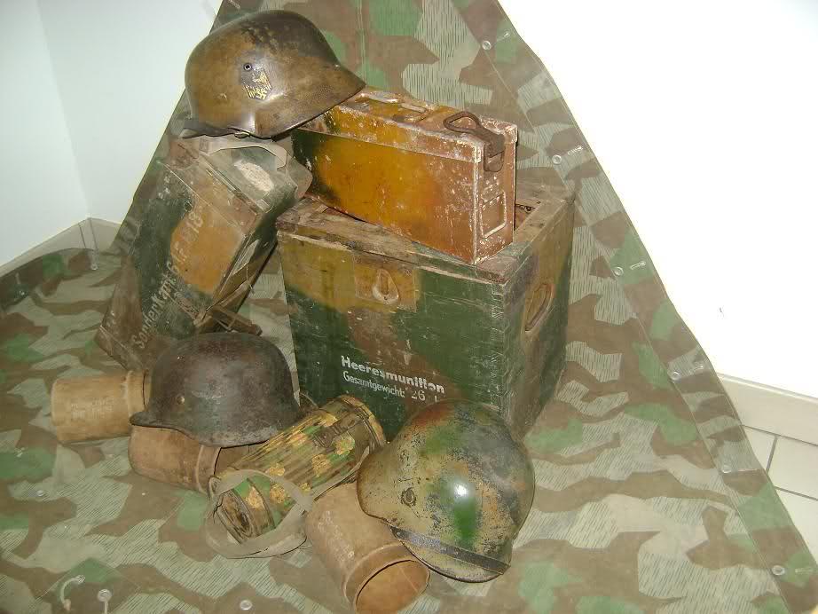 Collec de Minelab0 en allemand WW2 35m4js9