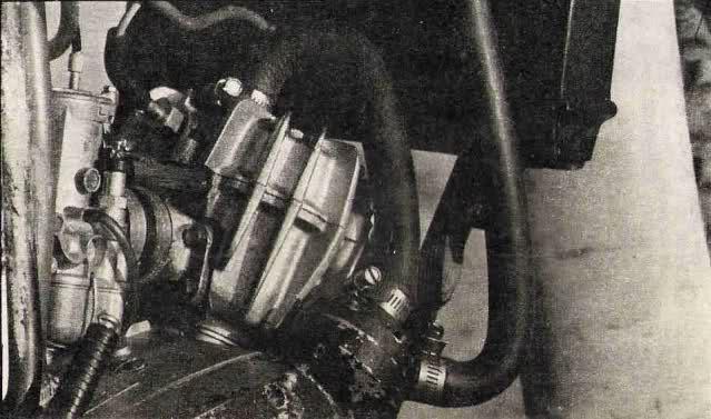 Kits de agua para Derbi RAN y Puch Cobra 4nwn7