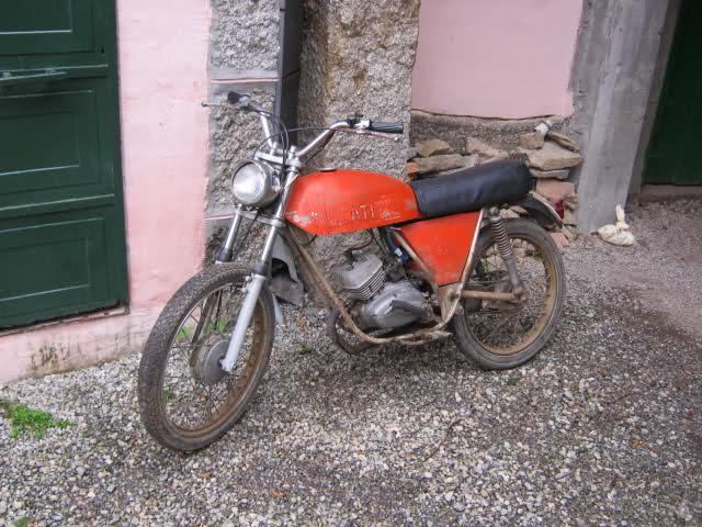 Mi Ducati 50 TS 51973r