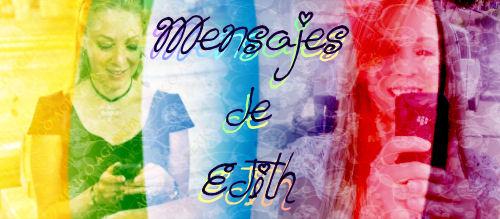 MENSAJES DE EDITH