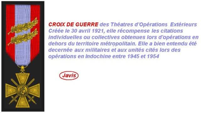 Croix de Guerre TOE 5xv22r