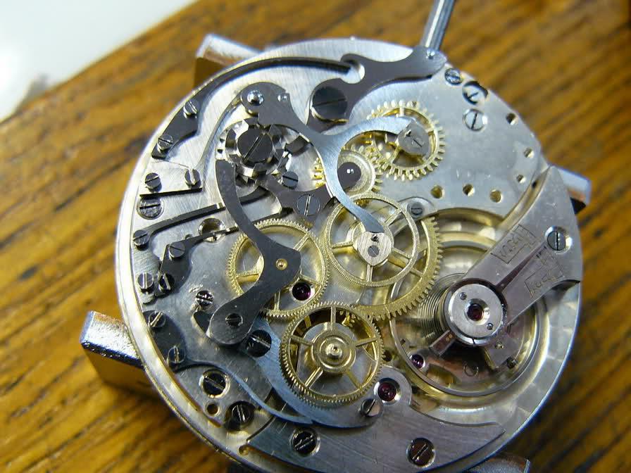 Chronographe Valjoux 61 : ainsi soit Lycke A0jd6s