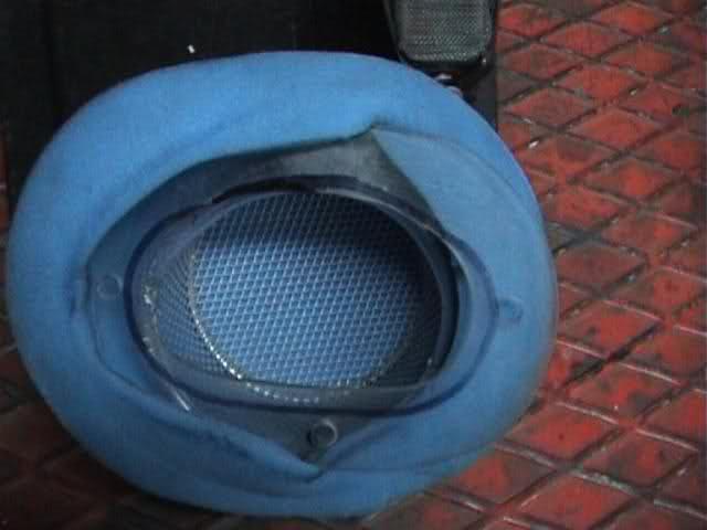 ¿Función de la caja del filtro de aire? Dcrihw