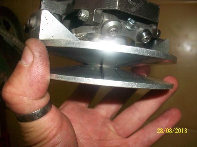 Variador racing Bidalot 120mm.. Ddg9lg