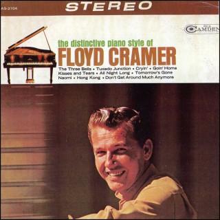 Floyd Cramer - Discography (85 Albums = 87CD's) Dentbr