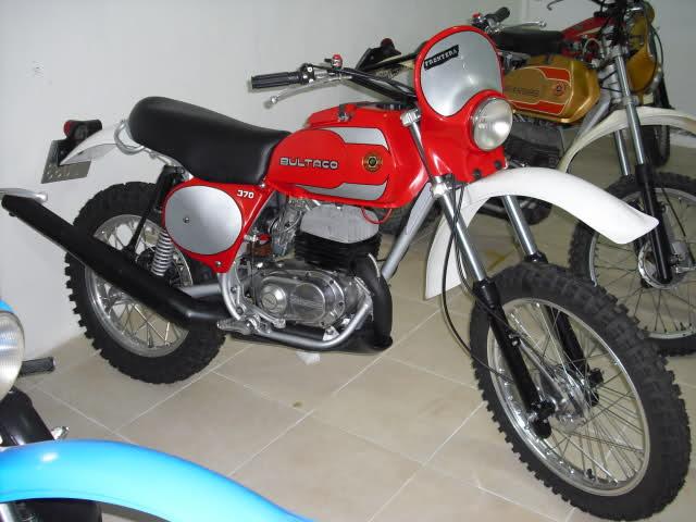Las Bultaco Frontera Dvm1pi