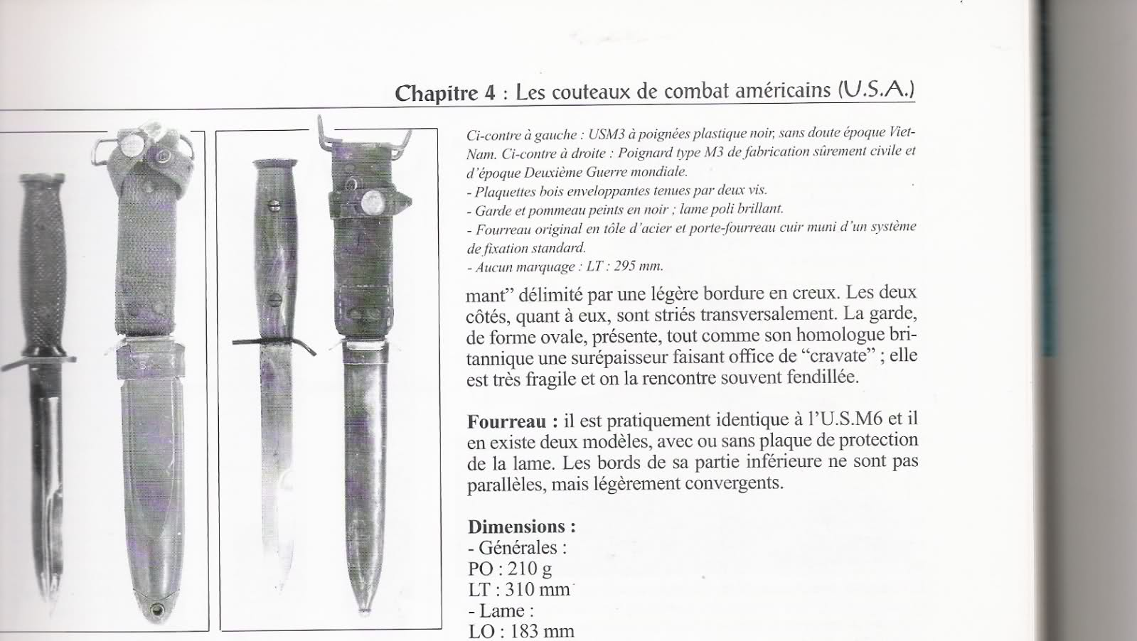 "[résolu] poignard ""M3 indo"" Fdygx5"