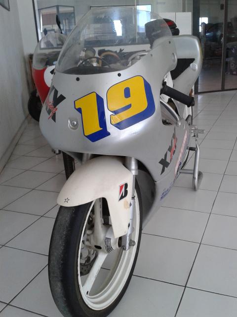 Restauración Yamaha I5p2eq