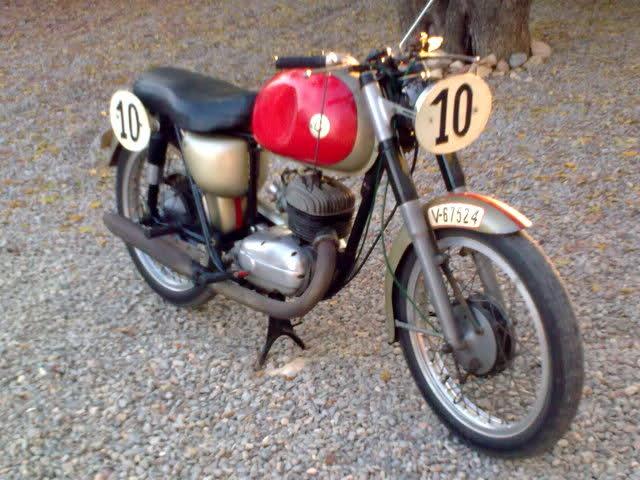 Fotos Bultaco Tralla 101 de 1959 conservada I5xevo