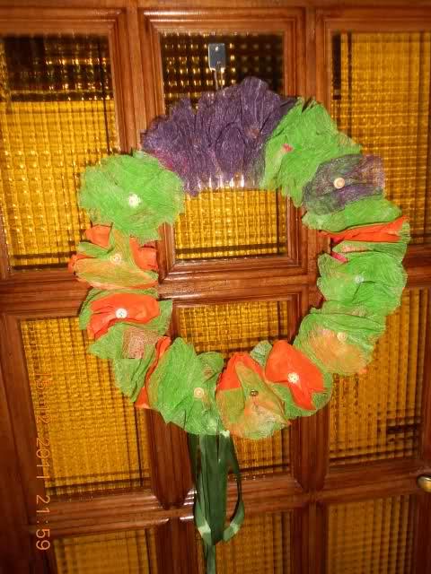 PAP Corona de Navidad J8kx1d
