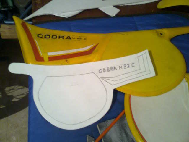 Replicas Puch Cobra M82C K4choz
