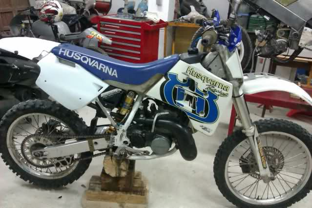 Husqvarna CR 360 1992 K4f47o