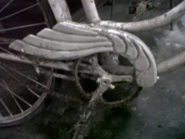 Identificar bicicleta antigua K552yf