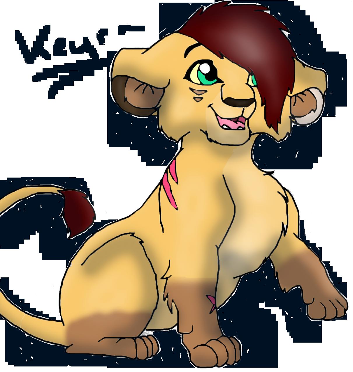 Keyra, la leona de los sueños Nbc7qe