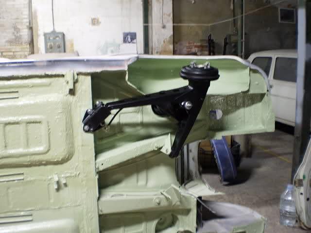 Restauración Seat 600 E 1ª serie. Of92zk