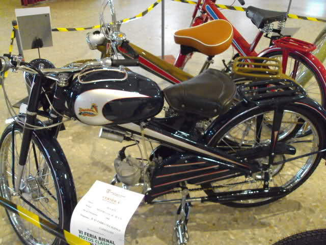 VI Feria Bienal De Motos Clásicas, Antiguas Y Veteranas Qx5g1w