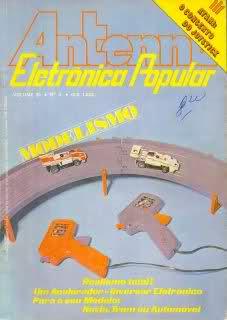 Revistas de Eletrônica Descontinuadas Rt43zt