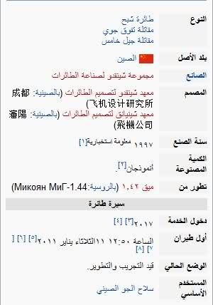مقاتلة الجيل الخامس الصينية جي-20 Sdfbdx