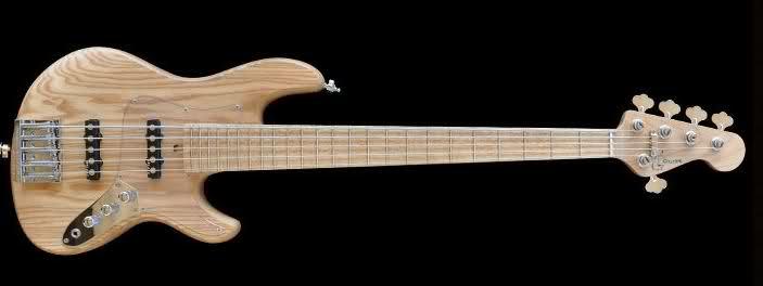 Jazz Bass 24 trastes Szbudj