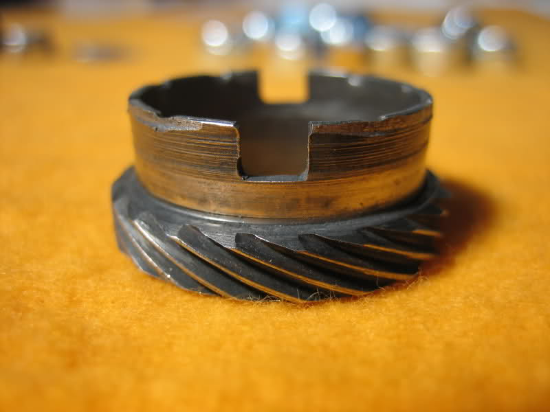 Microprocesos: Restauración reenvío Veglia-Bressel Puch Cobra. Vhw2df