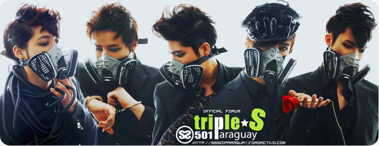 더블에스 오공일 ~ 파라과이 [SS501- Triple S Paraguay] FORO