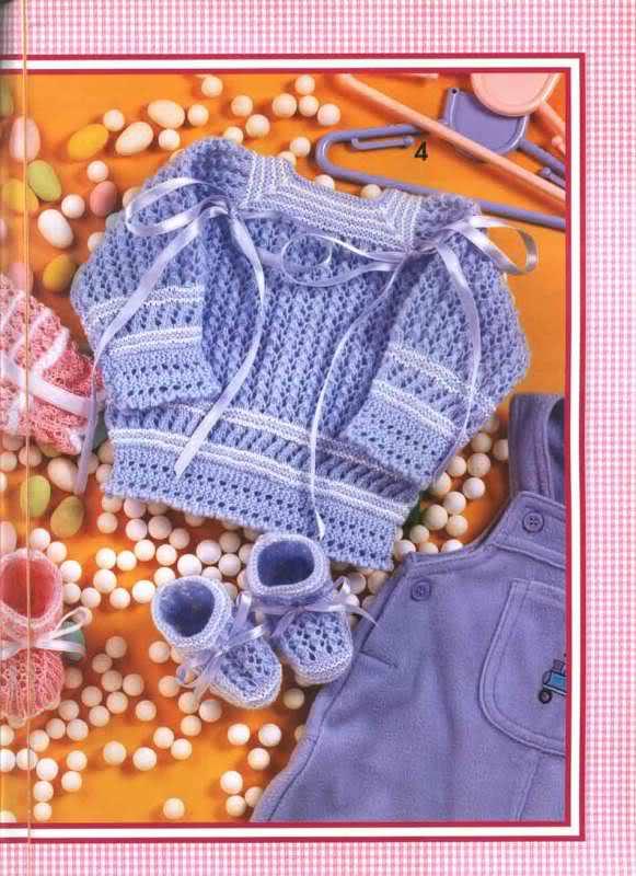 Chambritas para bebés (patrones para Cony) Wahrtj