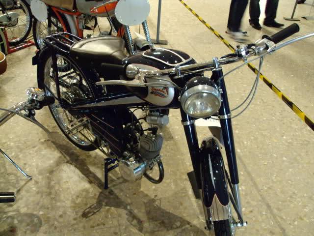 VI Feria Bienal De Motos Clásicas, Antiguas Y Veteranas Wqx5xt