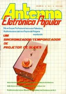 Revistas de Eletrônica Descontinuadas Wufedy
