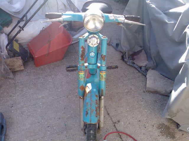 Vespino 1968 Xfu77k