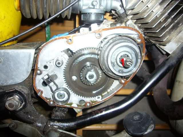 Minicross Super - cambiar discos de embrague Xfwxv4