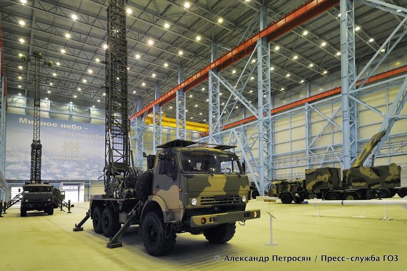 Vityaz (S-350E) SAM System Xomixe