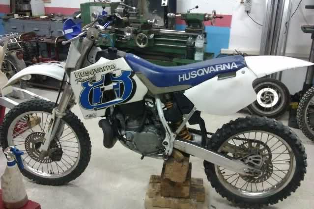 Husqvarna CR 360 1992 Zik5rc