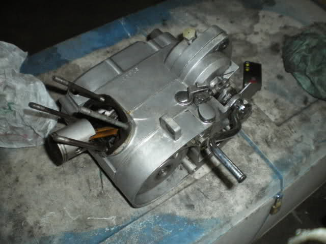 Montaje de culata y cilindro 1052zqv