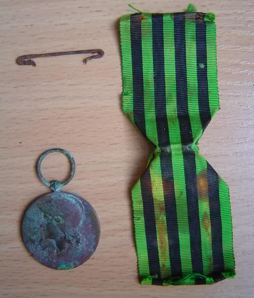 restauration médaille 10h8tpd