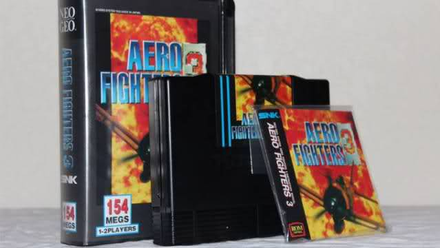 Aero Fighters 3 US vendu pour 30.000 dollars ! 11r3fpl