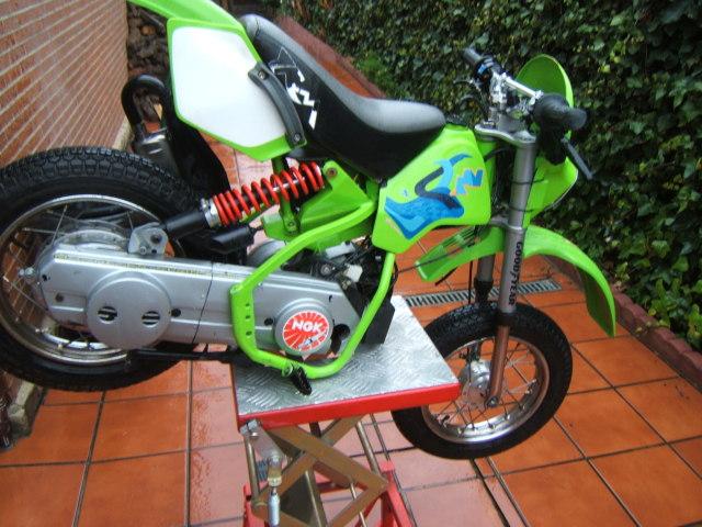 Mi Derbi RC 250 11vmbtc