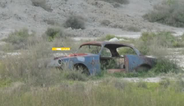 Auto Abbandonate 157c3cx