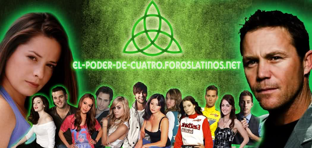 Charmed... Witches, Whitelighter, demons, and... More.