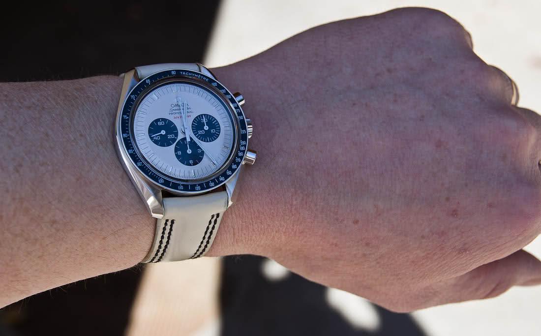 """La plus belle des Speed : 145.0227 édition Apollo 11, 35ème anniversaire """"Panda"""" 17yd04"""