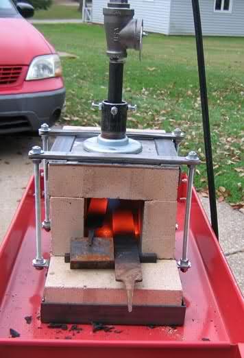 Fragua casera a Gas--Gas Forge 1o1yqv