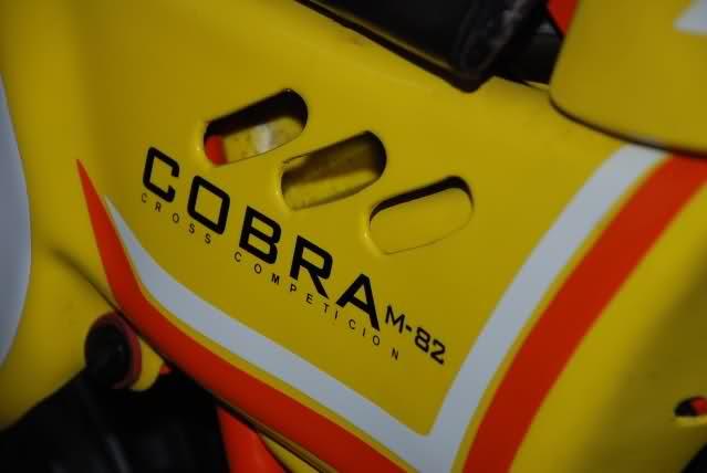Puch Cobra M-82 C - Guia Cadena Y Tensor 205qyys