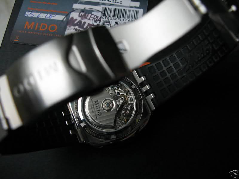 Mido - Mido All Dial Moonphase Chronograph 20j4ug4