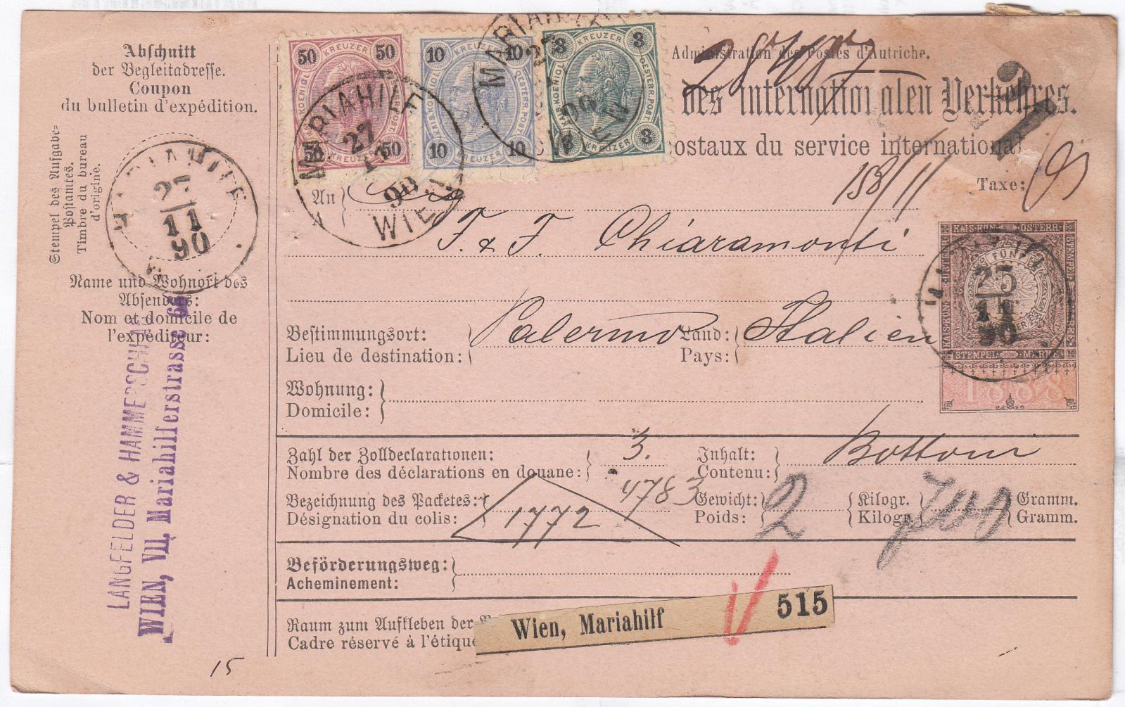 1883 / 1890 21b7nyc