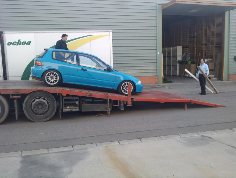 Proyecto Civic eg5 21cz4hj