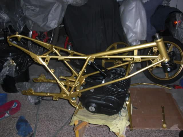 Restauración Bultaco Streaker 244qfs5