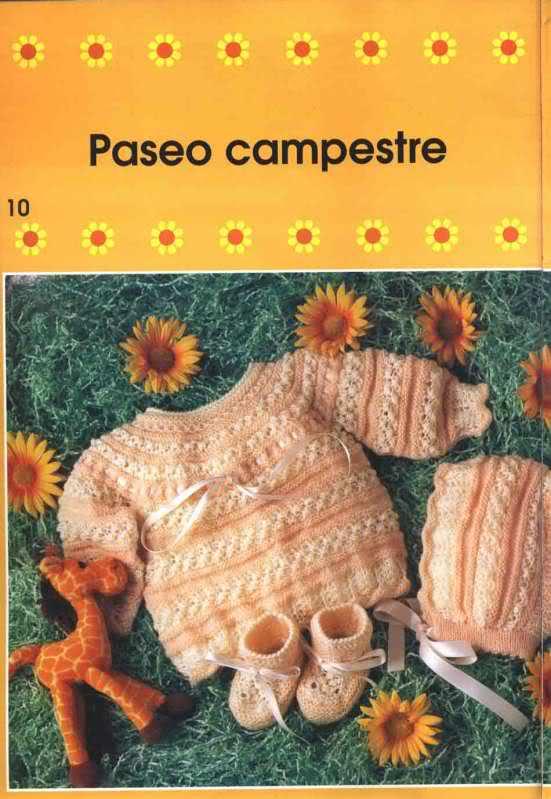 Chambritas para bebés (patrones para Cony) 24y0jdg