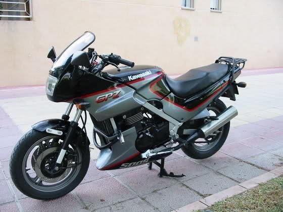 Kawasaki EX 500 MD 92 25ajius