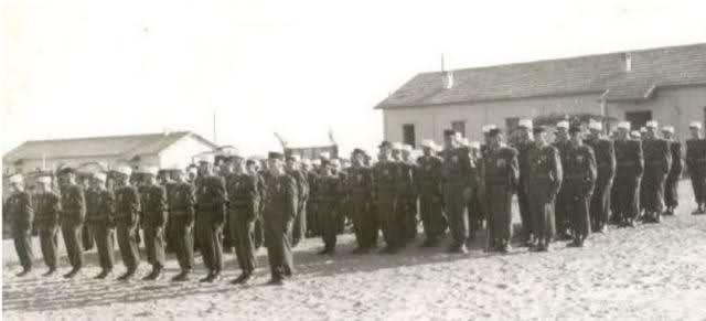 "CABIRO Bernard dit ""Le Cab"",chef de bataillon 294p6qa"